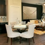AMLI at Escena Apartment Dining Area