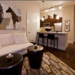 AMLI at Escena Apartment Living Room