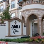 AMLI at La Villita Apartment Entrance
