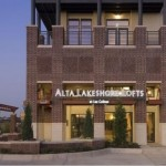 Alta Lakeshore Lofts Apartment Entrance