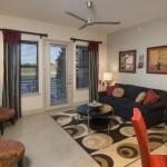 Alta Lakeshore Lofts Apartment Living Room