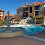 Bell Valley Ranch Apartment Pool Area