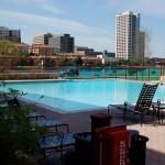 Bella Casita Apartment Pool Area