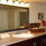 Bella Casita Apartment Washroom