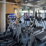Canal Side Lofts Apartment Fitness Center