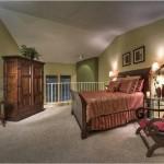 Chaparral Creek Apartment Bedroom