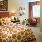 Delante Apartment Bedroom