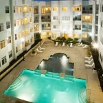 Delante Apartment Pool View