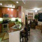 Grand Treviso Condominiums Apartment Kitchen Area
