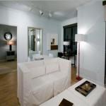 Grand Treviso Condominiums Apartment Living Area.