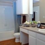 Grand Venetian at Las Colinas Apartment Bathroom