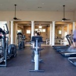 Grand Venetian at Las Colinas Apartment Fitness Center