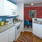 Grand Venetian at Las Colinas Apartment Kitchen