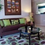 Grand Venetian at Las Colinas Apartment Living Room