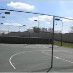 Hidden Ridge on the Canal Apartment Basketball Court