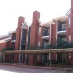 Jefferson Park Apartment Building View