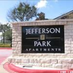 Jefferson Park Apartment Entrance