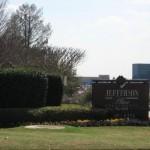 Jefferson Place Apartment Entrance