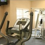 Jefferson Place Apartment Fitness Center
