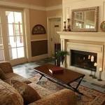 Jefferson Place Apartment Living Room