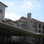 Jefferson Ridge Apartment Building View