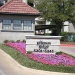 Jefferson Ridge Apartment Entrance