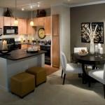 La Villita Apartment Kitchen