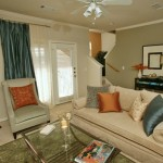 La Villita Apartment Living Room