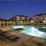 La Villita Apartment Pool