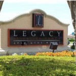 Legacy at Valley Ranch Apartment Entrance