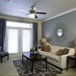 Lincoln Las Colinas Apartment Living Room