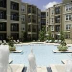 Lincoln Las Colinas Apartment Pool