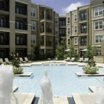 Lincoln Las Colinas Apartment Pool
