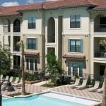 Mission at La Villita Apartment Building View