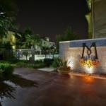 Mission at La Villita Apartment Entrance