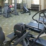 Mission at La Villita Apartment Fitness Center