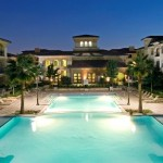Mission at La Villita Apartment Pool Area