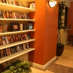 Monterra Apartment Library