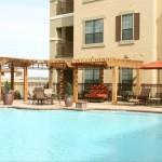 Monterra Apartment Pool Area