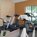 Oaks Hackberry Creek Apartment Fitness Center