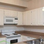 Oaks Hackberry Creek Apartment Kitchen