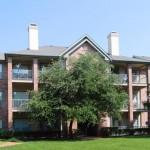 Oaks Hackberry Creek Apartment Property Ground