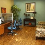 Parkridge Place at Las Colinas Apartment Computer Room