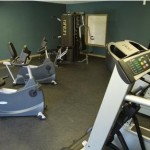 Parkridge Place at Las Colinas Apartment Fitness Center