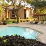 Parkridge Place at Las Colinas Apartment Pool