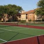 Parkridge Place at Las Colinas Apartment Tennis Court