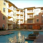 Portofino At Mercer Crossing Apartment Building View