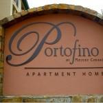 Portofino At Mercer Crossing Apartment Entrance
