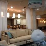 Portofino At Mercer Crossing Apartment Living Area