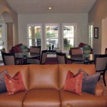 Rancho Mirage Apartment Dining Area